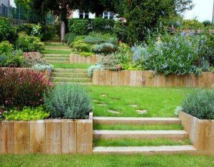 Amenager Un Jardin En Pente Tout Jardin Direct