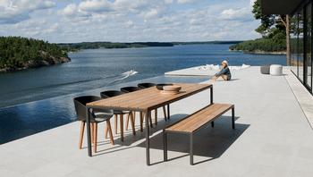 Acheter une table de jardin design