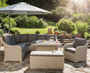Choisir un salon de jardin en résine tressée