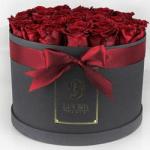 boîte rose éternelle