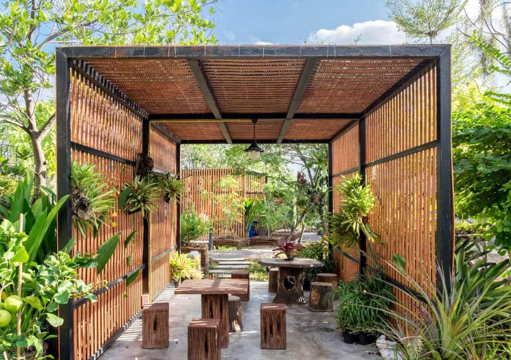 Aménager un jardin à l\'abri des regards : quelques astuces à ...