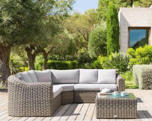 Salon De Jardin En Resine Tressee Comparatif 2019 Des