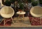 sublimer son espace extérieur salon de jardin
