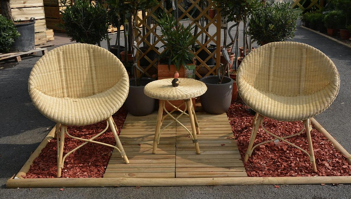 Comment Faire Une Balancelle En Palette sublimer son espace extérieur grâce à un salon de jardin !