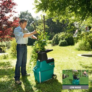Broyeur de végétaux Bosch - AXT 25 TC