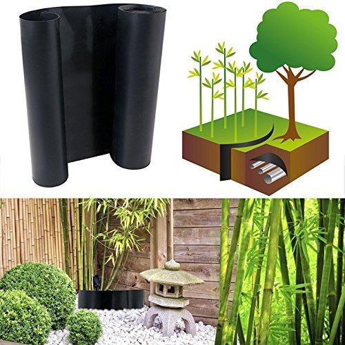 Barrière anti-racines de bambou