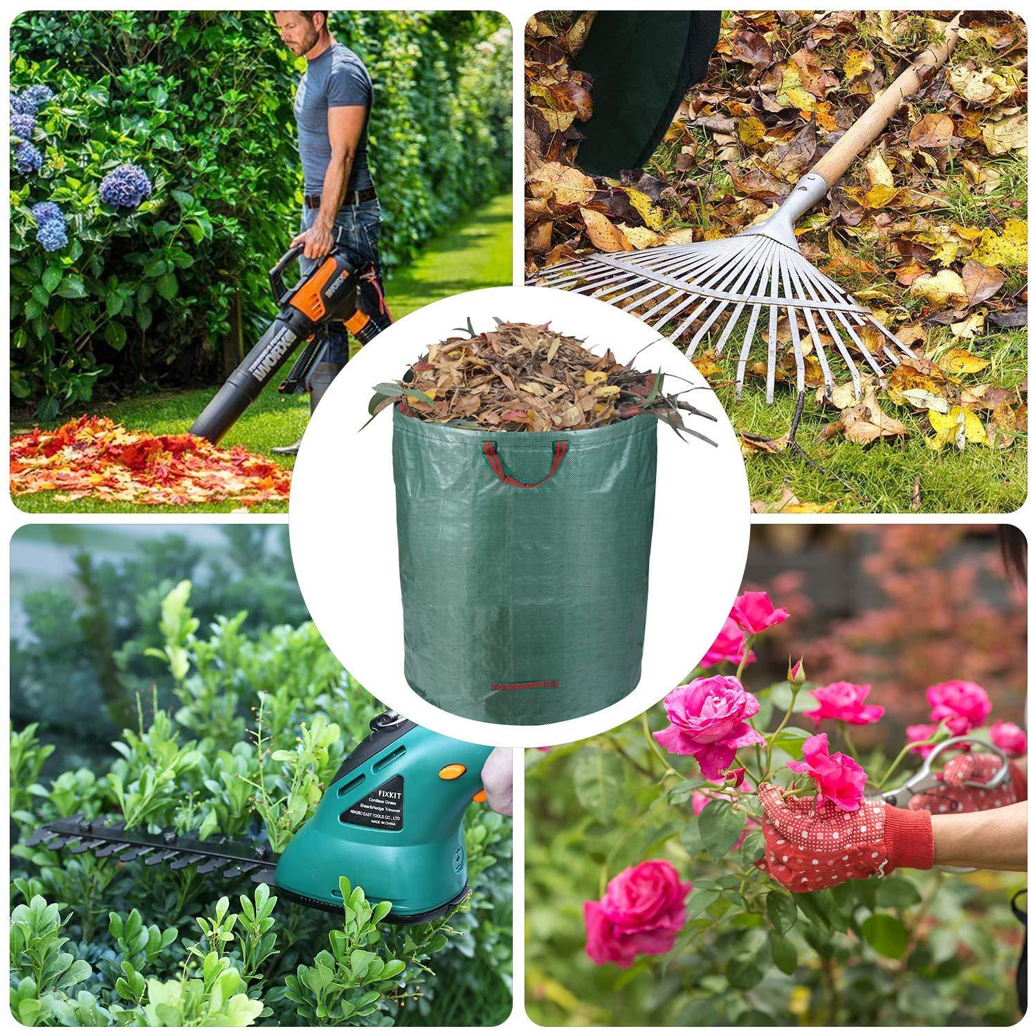 sac de jardin indéchirable