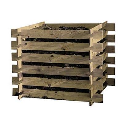 Présentation composteur bois