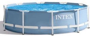 Avis piscine Prisma Metal Frame Intex