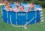 Avis piscine tubulaire Intex Metal Frame ronde