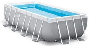 Avis piscine tubulaire Intex Prism Frame