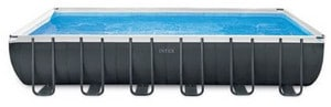Avis piscine tubulaire Intex Ultra XTR rectangulaire