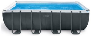 Test piscine tubulaire Intex Ultra XTR Frame rectangulaire