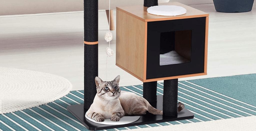 Comparatif pour choisir le meilleur arbre à chat moderne