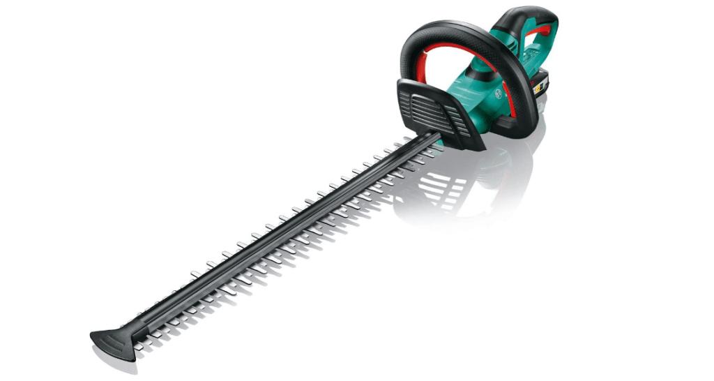 Comparatif pour choisir le meilleur taille haie électrique sans fil Bosch
