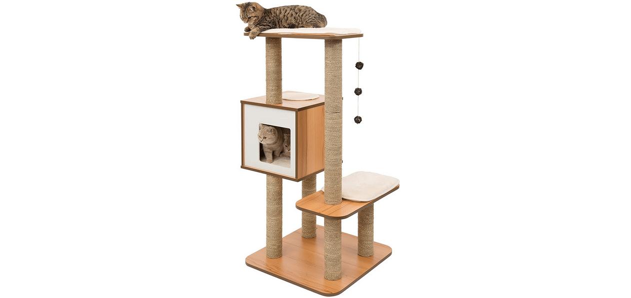 Meilleur arbre à chat design
