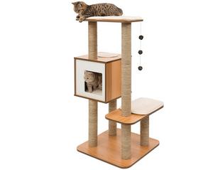 Test et avis sur l'arbre à chat design Vesper