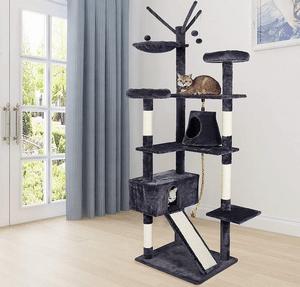 Test et avis sur le grand arbre à chat Meerveil